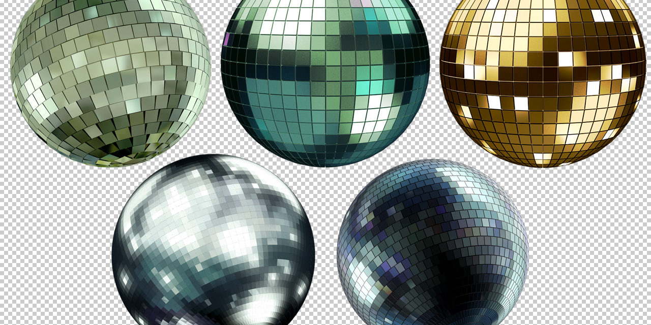 Free Disco Balls Pack