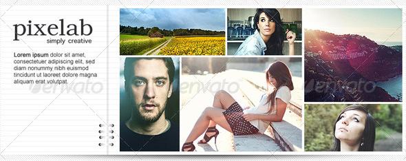 fb collage Top 40 Premium Facebook Timeline Cover Photo Templates