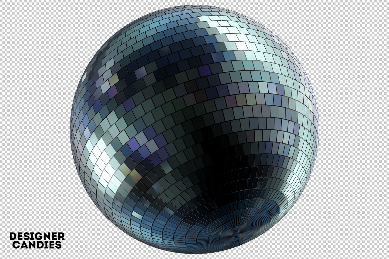 Free Disco Ball Render