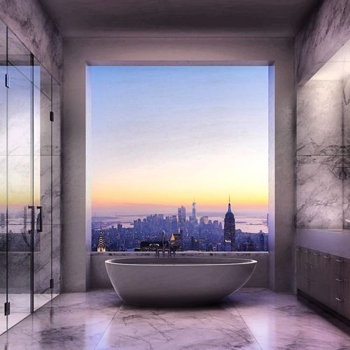 Top 10 most luxurious bathroom designs