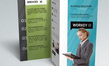 29 Best Free Brochure Templates