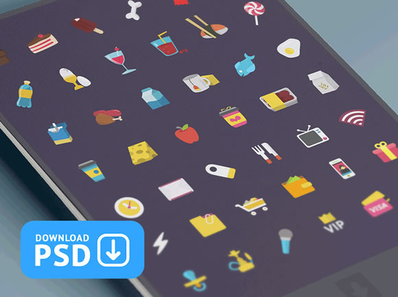 9 Free Icon Sets to Diversify your Library