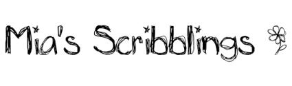 Mia's Scribblings