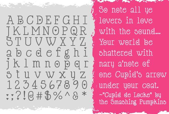 20 Free Valentine's Day Fonts to Set You in the Mood