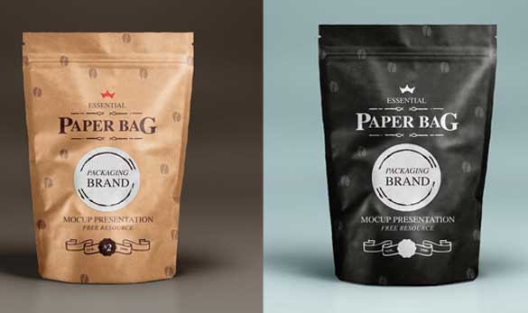32 Useful Product Packaging PSD Mock Up Templates