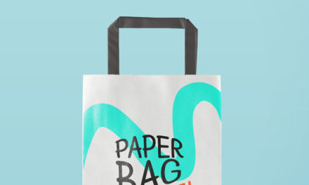 Free Psd Paper Bag Mockup Vol2