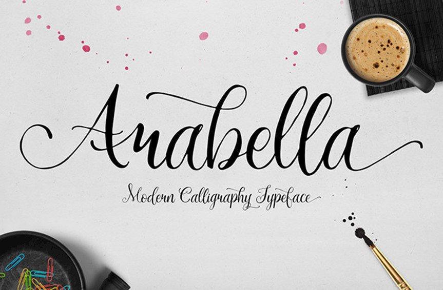 anabella-font