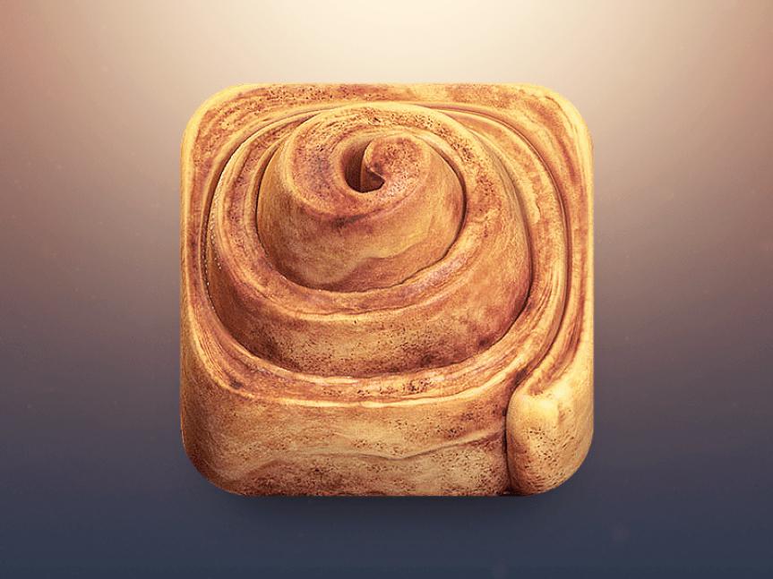 cinnamon-roll-app-icon
