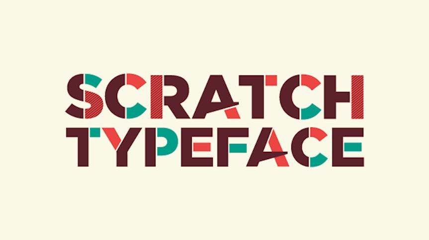 scratch-type
