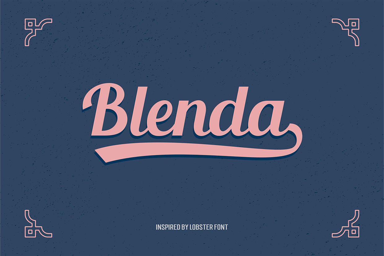 blenda-script-best-free-logo-fonts-016