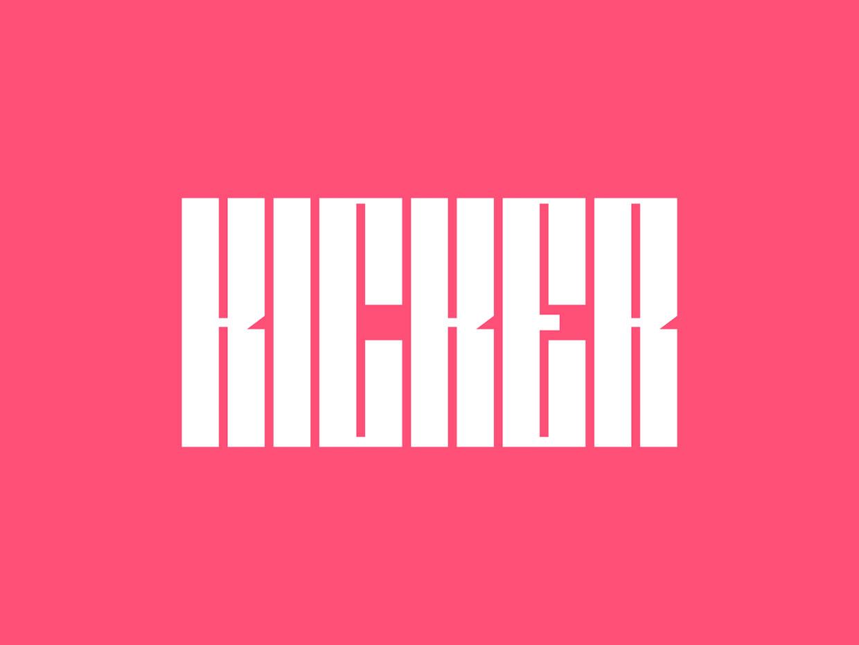 kicker-best-free-logo-fonts-095