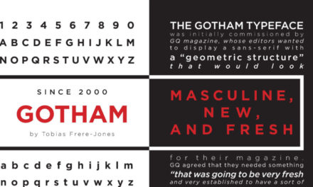 10 Alternative Typefaces to the Ubiquitous Gotham