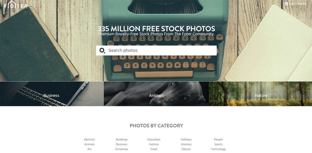 Free Stock Photos - Big List! 54