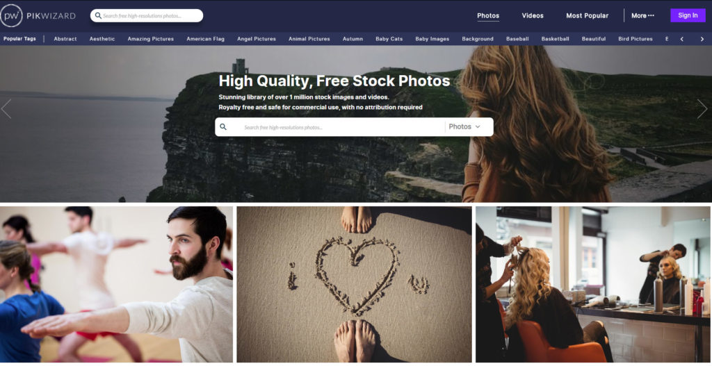 Free Stock Photos - Big List! 26