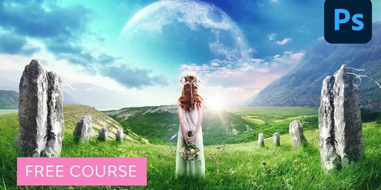 Photo Manipulation Free Tutorial for Beginners   FREE COURSE